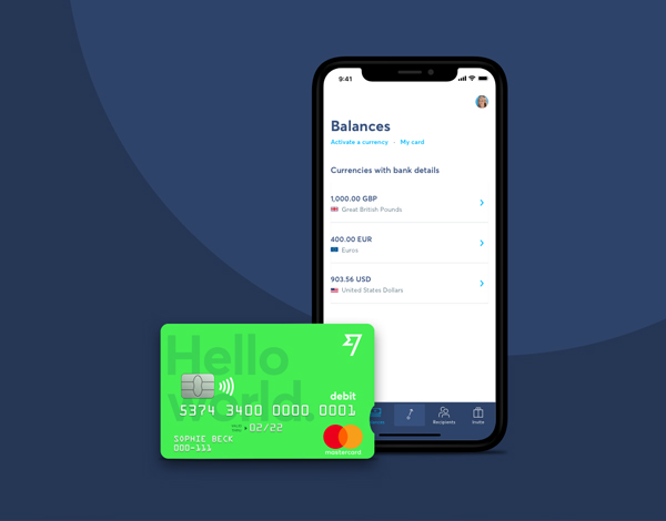 TransferWise chooses Wirecard as debit card issuer for millions of users